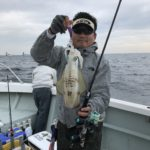 東京湾ティップラン釣果報告