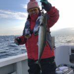 11月9日の釣果報告!! 湾奥が好調ですよ。